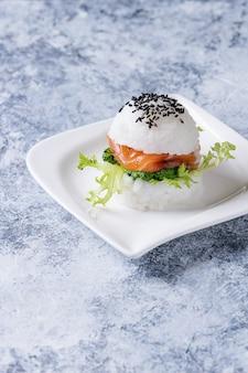 米寿司バーガー
