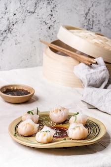 アジアの餃子