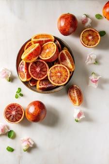 Сицилийские кровавые апельсины