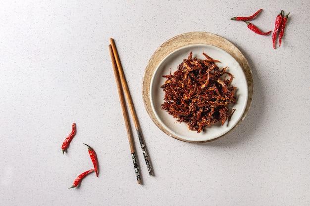 ベトナムの魚の前菜