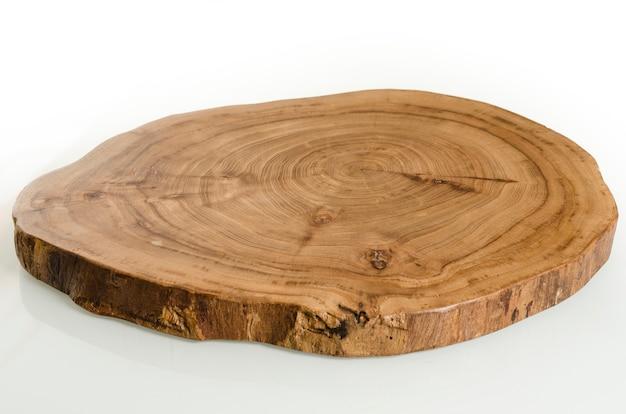 Дерево ломтик вяза, поперечное сечение