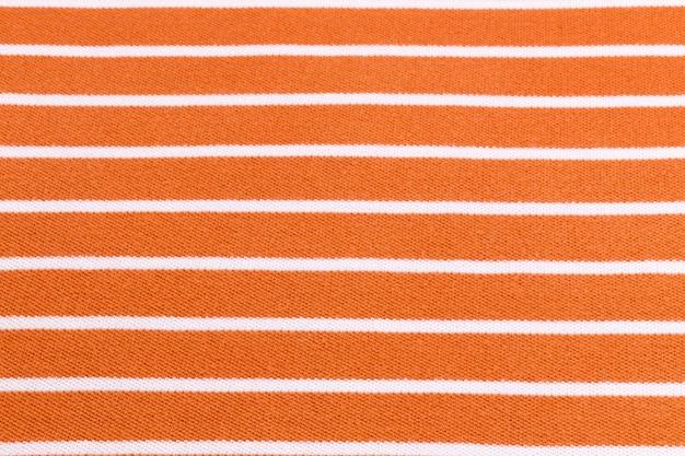 縞模様の布で作られた美しい夏の背景