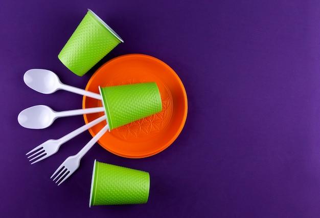 使い捨てプラスチック製品、環境汚染