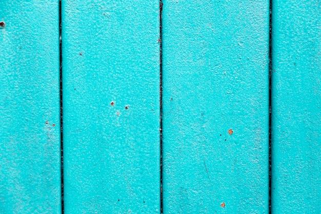 青い木目テクスチャ。背景の古いパネル。抽象的な背景、空のテンプレート