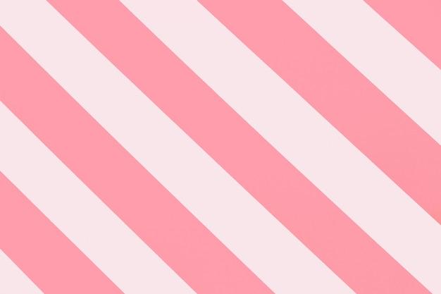 ピンクと白の線。カラフルな質感。インテリアの創造的な詳細