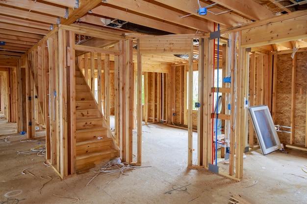 木造住宅住宅建設フレーミング