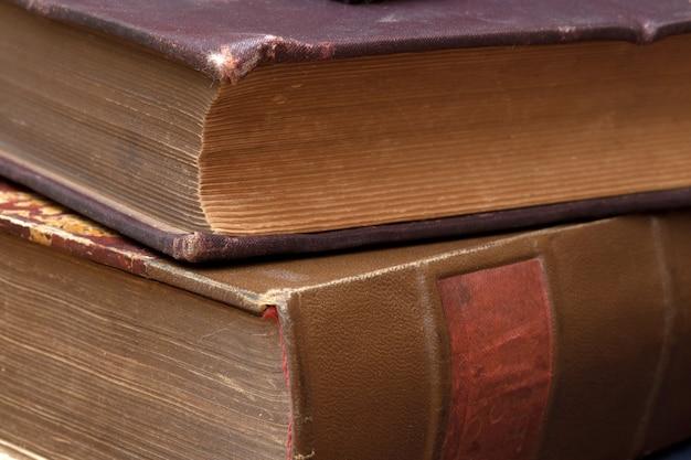 Текстурные обложки древних книг