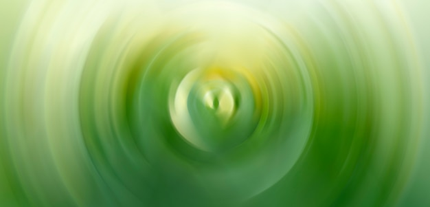 Абстрактная предпосылка зеленого круга вращения радиального нерезкости движения.