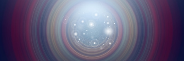 スピンサークルの放射状のモーションブラーの抽象的な背景。モダンなグラフィックデザインとテキストの背景。