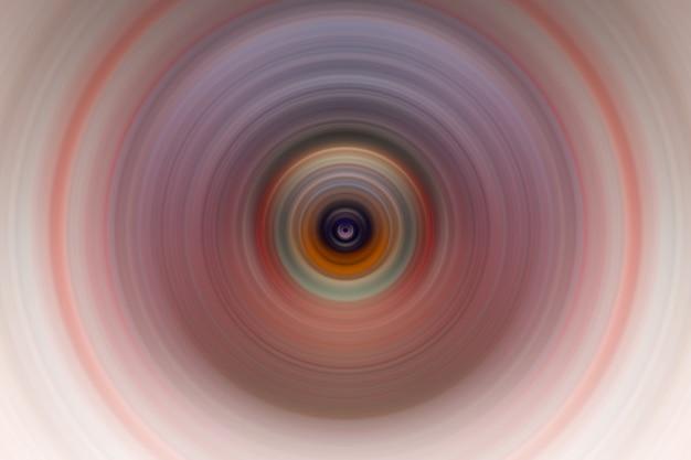 Абстрактная предпосылка нерезкости радиального движения круга закрутки. фон для современного графического дизайна и текста.