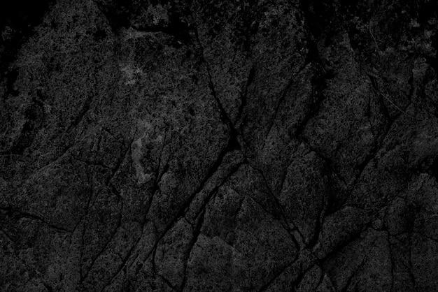 Абстрактный черный фон. черная каменная текстура. темная шероховатая поверхность.