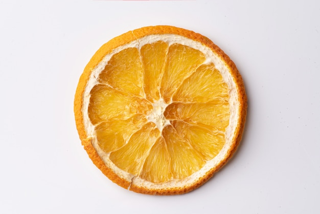 オレンジの乾燥スライス