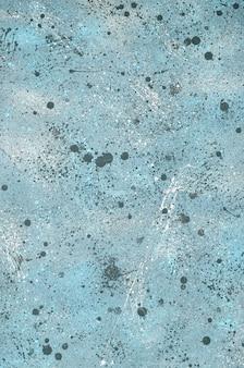 Случайно окрашенный фон с вкраплениями синего цвета.