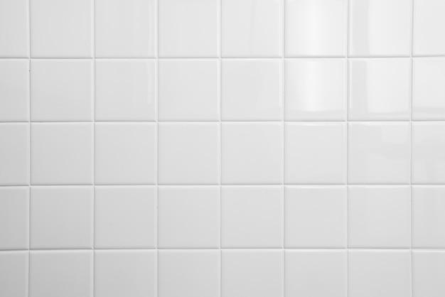 Белый плиточный фон