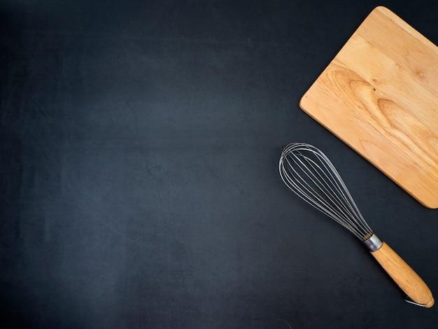 家庭料理の食材のコンセプト