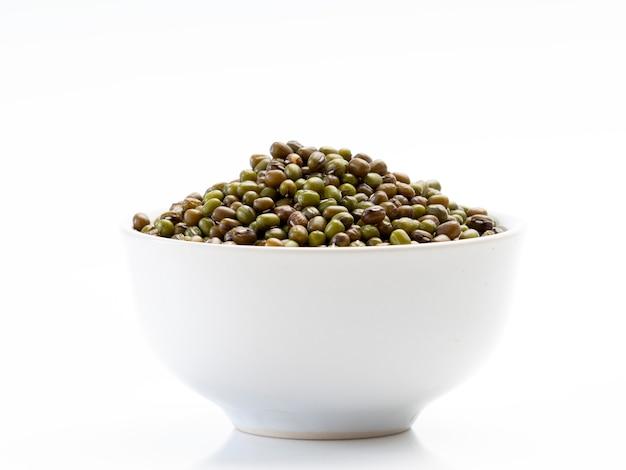 緑豆のボウル