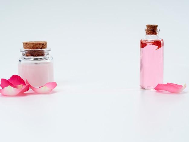 Спа продукты розового эфирного масла