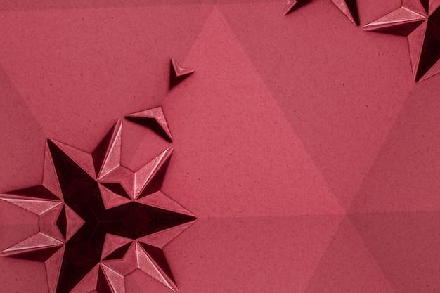 赤の抽象的な背景パターン