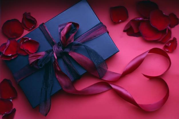 День святого валентина, романтическое фото, подарок