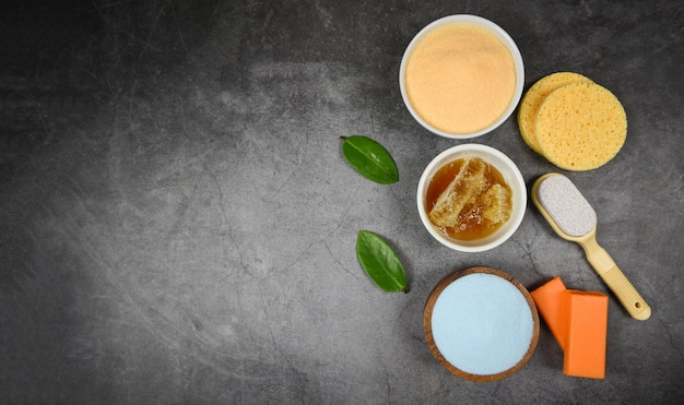 Набор продуктов натурального ухода за телом травяной дерматологии косметический гигиенический для красоты уход за кожей