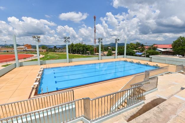 Конкурсный бассейн