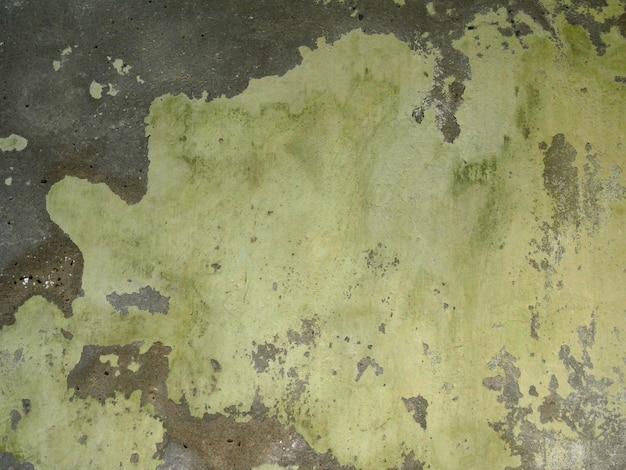 Старые стены зданий, состаренная текстура и фон треснувшая краска и штукатурка