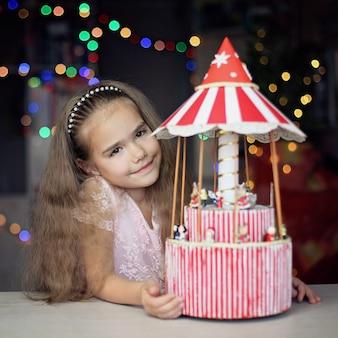 クリスマスと新年のコンセプト