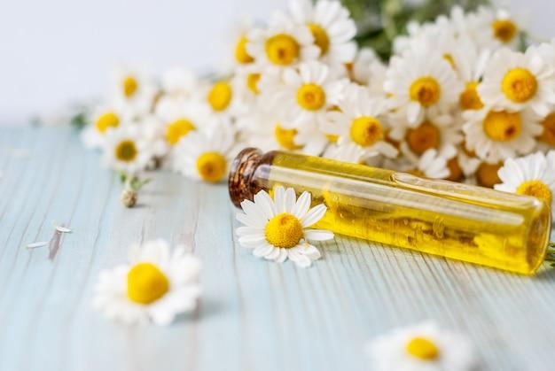 Эфирное ароматическое масло с ромашкой
