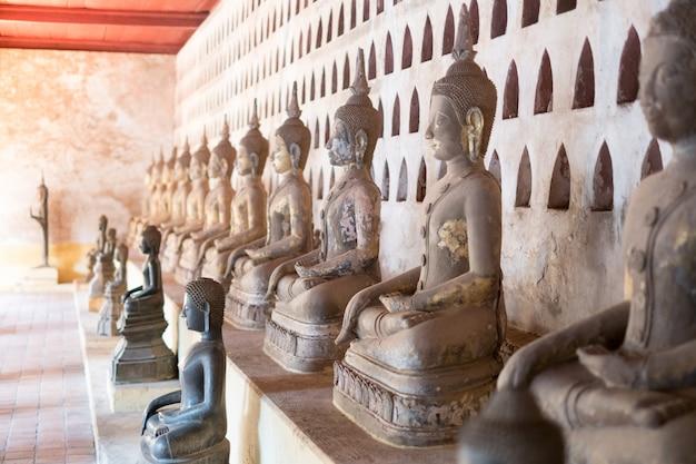 ワットポーはラオスのビエンチャンにある仏教寺院です。