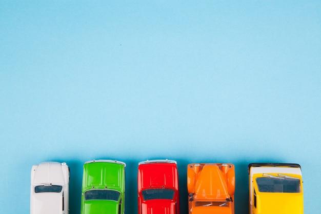 子供用おもちゃ - 青の車種