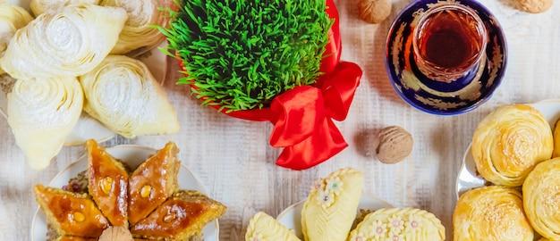 Новруз, азербайджанские традиции.