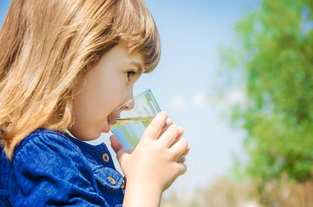 水の子グラス