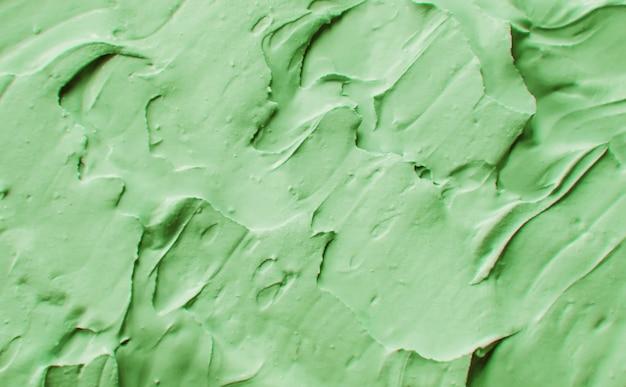 粘土は死海の鉱物で粘土を覆います。