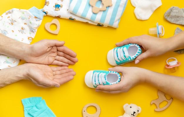Детские аксессуары для новорожденных