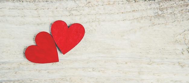 Фон любовь и романтика. выборочный фокус. любовник