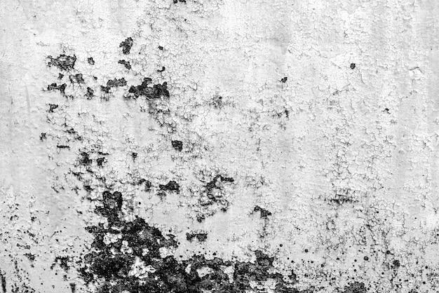 テクスチャ、金属、壁、それは背景として使用できます。傷や亀裂のある金属の質感