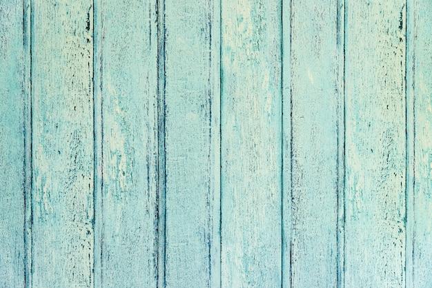 古い青い木の背景のテクスチャ