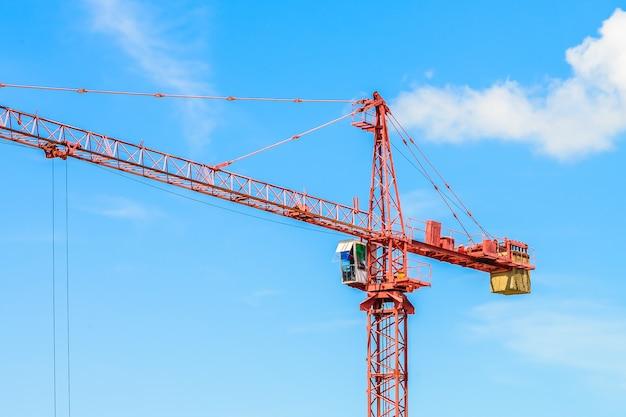 建設現場ビル