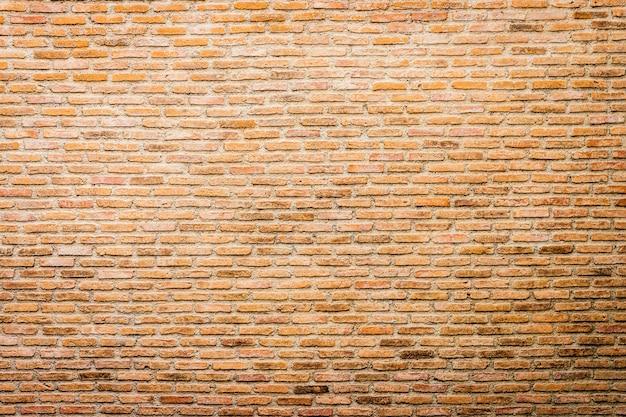 レンガの壁のテクスチャの背景