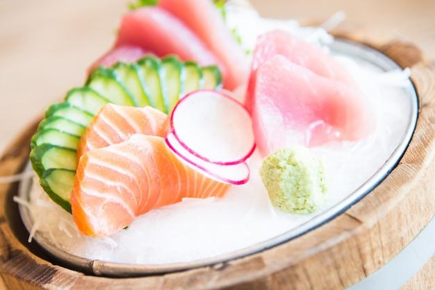 生鮮刺身魚