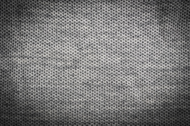 Серые хлопковые текстуры