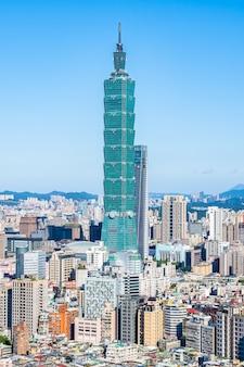 台北市の美しい建築物