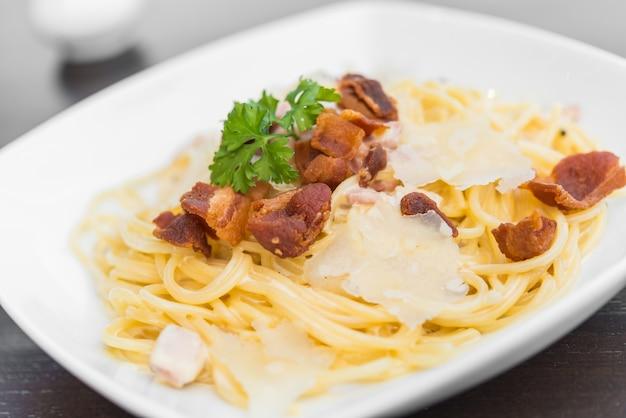 スパゲッティカルボナーラ