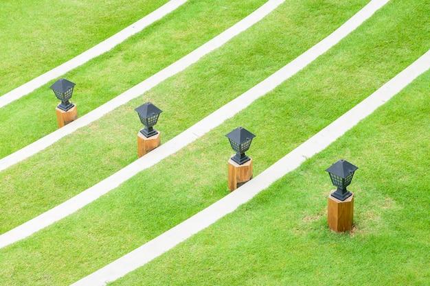 ガーデン屋外ビューライトランプ
