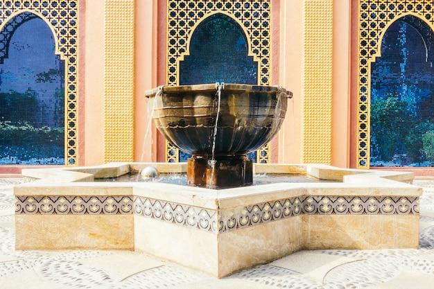 モロッコの泉