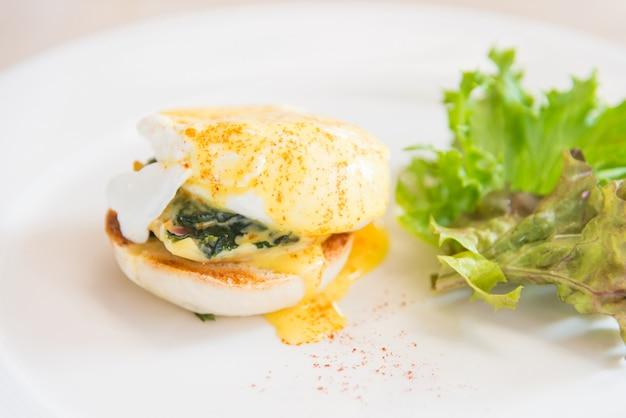 Бенедикт яйца