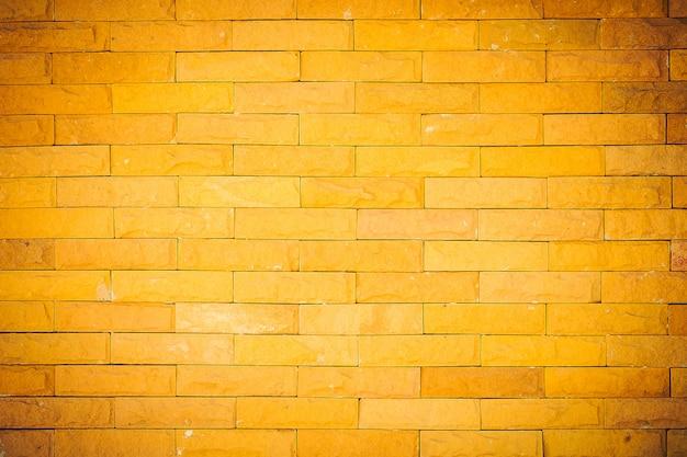 古いヴィンテージのレンガの壁のテクスチャ背景