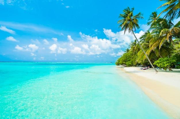 Остров мальдивы