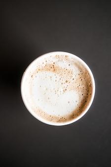 カフェラテコーヒーカップ