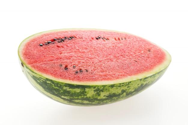 赤いスイカ果実
